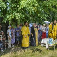 29 июля 2018 года в поселке Будник Псковского района, где по преданию родился святой равноапостольный великий князь Владимир, прошли тожества, посвященные 1030-летию Крещения Руси.