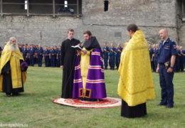 14 июля 2018 года в городе Пскове состоялось принятие присяги воинами Вооруженных Сил Российской Федерации.