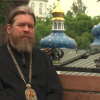 Эксклюзивная беседа Александра Проханова с митрополитом Псковским и Порховским Тихоном.