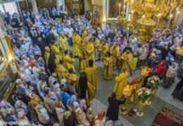 Проповедь митрополита Псковского и Порховского Тихона в Неделю 11-ю по Пятидесятнице.