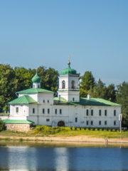В Правительстве России прошло совещание по вопросу сохранения Мирожского и Снетогорского монастырей Псковской митрополии.