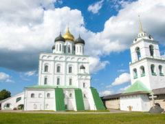 Свято-Троицкий кафедральный собор города Пскова