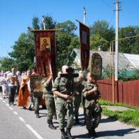 9 августа 2018 года в городе Порхове почтили память священномученика Пантелеимона Богоявленского.