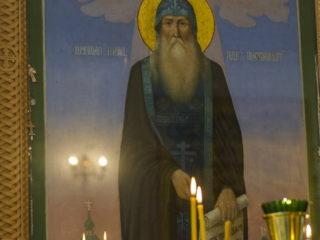 преподобный Никандр Пустынножитель