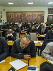 В Псковской епархии открыт лекторий в помощь учащимся заочного обучения духовных школ.