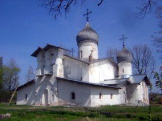 Храм Святой Троицы в д. Доможирка Гдовского района