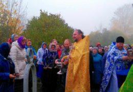 21 октября 2018 года, в день памяти преподобного Досифея Верхнеостровского, на месте подвигов святого было совершено праздничное богослужение.