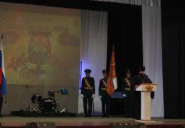 В городе Острове отметили 35-летие основания Воинской части.