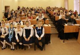 26 октября 2018 года в Псковской епархии прошел научно-методический семинар для учителей Основ православной культуры и педагогов воскресных школ.