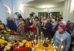 30 сентября 2018 года в храме святых мучениц Веры, Надежды, Любови и Софии города Пскова прошел престольный праздник.