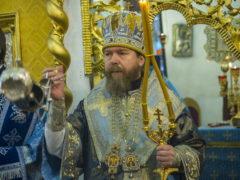 Проповедь в празднование прославления иконы Божией Матери «Корсунская» в Никольскомсоборе в Старом Изборске.