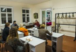 25 октября 2018 года в школе звонарей при храме святых жен-мироносиц города Пскова состоялась открытая лекция.