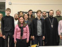 18 ноября 2018 года в Псковской епархии состоялся первый выпуск учащихся Школы звонарей.