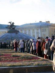 Более 250 тыс. человек посетили выставку «Сокровища музеев России» в Москве.