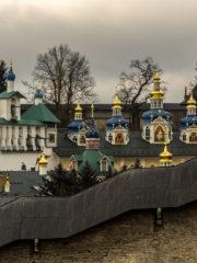 11 ноября 2018 года, в Неделю 24-ю по Пятидесятнице, митрополит Псковский и Порховский Тихон совершил Божественную Литургию в Свято-Успенском Псково-Печерском монастыре.