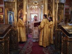 Проповедь митрополита Тихона в Неделю 31-ю по Пятидесятнице, святых праотец.