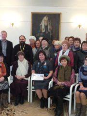 20 октября 2018 года в Спасо-Казанском женском монастыре состоялся лекторий для родителей, классных руководителей, педагогов дополнительного образования образовательных учреждений Островского района и родителей учащихся.