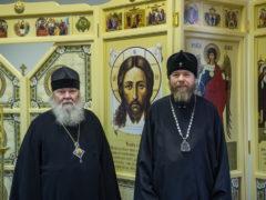 Журналы заседания Архиерейского совета Псковской митрополии от 5 декабря 2018 года.