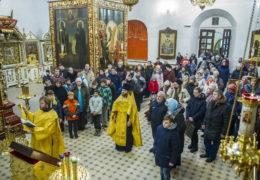 В Псковской епархии состоялось открытие военно-патриотического клуба «Кремлевская дружина».