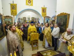 В городе Порхове прославили святителя Христова и чудотворца Николая.