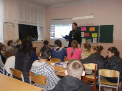 В Центре специального образования города Остров состоялся вечер вопросов и ответов «Пристрастия уносящие жизнь».