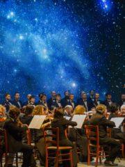 7 марта 2019 года в Большом концертном зале Псковской филармонии состоялось представление литературно-музыкальной композиции «Несвятые святые», поставленной по одноименному произведению митрополита Псковского и Порховского Тихона.