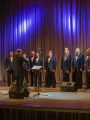 10 марта 2019 года в Большом концертном зале Псковской филармонии прошел концерт хора Московского Сретенского Ставропигиального мужского монастыря.