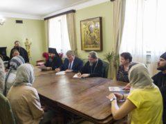 10 июня 2019 года в Псковской епархии состоялся завершающий этап Всероссийскогоконкурса в области педагогики, работы с детьми и молодежью до 20 лет «За нравственный подвиг учителя».