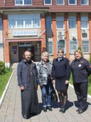 Представитель Псковской епархии принял участие в работе Общественной наблюдательной комиссии.
