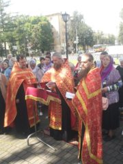 В Псковской епархии почтили память святых Царственных Страстотерпцев.