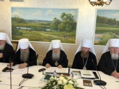 15 августа 2019 года митрополит Псковский и Порховский Тихон принял участие в совещании глав митрополий, на территории которых находится большое количество аварийных и руинированных храмов.