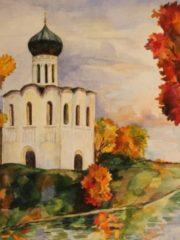 Преподаватели и учащиеся Псковской епархии приглашаются к участию в международном конкурсе детского творчества «Красота Божьего мира».