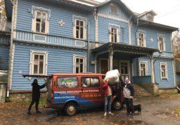 Реабилитационному центру «Ручей» оказана благотворительная помощь.