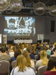 14 октября 2019 года в городе Пскове прошла конференция, приуроченная к празднованию 800-летия со дня рождения святого князя Александра Невского.