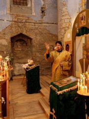 14 ноября 2019 года, в храме святых бессребреников и чудотворцев Космы и Дамиана с Гремячей горы состоялся престольный праздник.