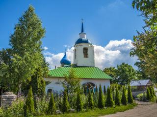Храм Апостолов Петра и Павла (Сироткинский)