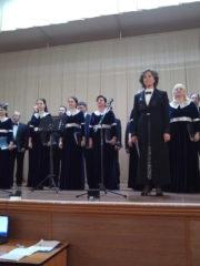 17 ноября 2019 года хор Свято-Троицкого кафедрального собора города Пскова провел благотворительные концерты в селе Карамышево и санатории «Хилово» Порховского района.