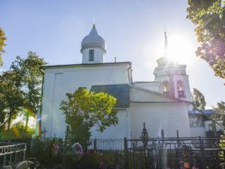 Храм Святителя Николая в Любятове