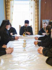 7 ноября 2019 года в городе Порхове состоялось итоговое собрание духовенства Порховского благочиния.