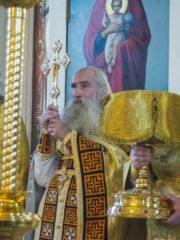 Настоятелю воинского храма святого благоверного князя Александра Невского города Пскова — протоиерею Олегу Тэору исполнилось 75 лет.