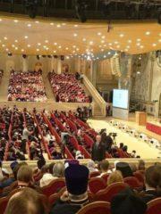 Сотрудник Отдела по социальному служению Псковской епархии приняла участие в IX Общецерковном съезде по социальному служению в Москве.