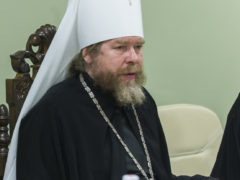 5 декабря 2019 года состоялся Архиерейский совет Псковской митрополии.