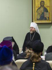 5 декабря 2019 года состоялся расширенный Архиерейский совет Псковской митрополии.