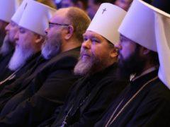 Митрополит Псковский и Порховский Тихон принял участие в церемонии открытия XXVIII Международных Рождественских образовательных чтений