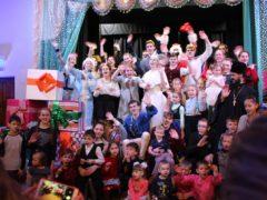 С 8 по 15 января 2020 года православная молодежь Псковской епархии посетила социальные учреждения города Пскова и Псковской области