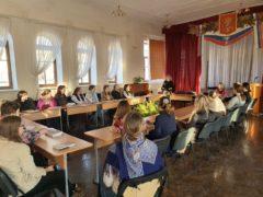 23 января 2020 года в школе № 1 г. Пскова состоялся круглый стол для учителей биологии на тему «Когда начинается жизнь человека?», посвященный проблеме профилактики абортов