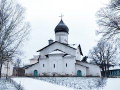Комплекс Старовознесенского монастыря
