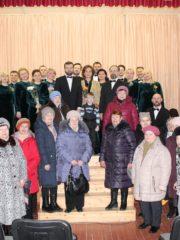 Хор Свято-Троицкого Кафедрального собора под управлением Любови Быковой провел концертную программу для жителей поселка Тямша