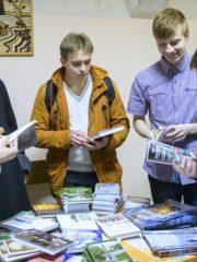 В Псковском государственном университете прошли мероприятия приуроченные к Дню православной книги