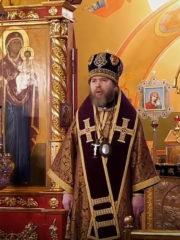 Божественная литургия Преждеосвященных Даров в день прославления прп. Симеона Псково-Печерского. Трансляция богослужения